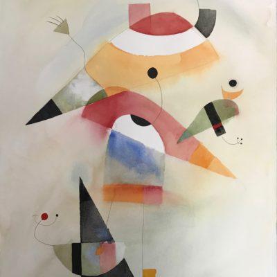 Abstract - Watercolors